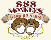 888 Monkeys ASAP logo